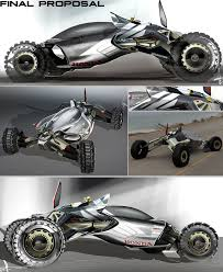 buggy design darby jean barber honda synergy concept road buggy design
