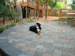 patio stone pavers 116 best paver patio images on pinterest patios manhattan and
