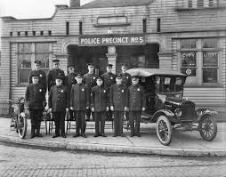 Old Map Of Seattle by Seattle Police Precinct No 5 1920s Jazz Age Pinterest