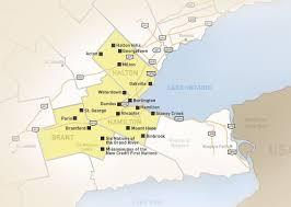 Hamilton Ontario Map Find Us U2022 Hamilton Halton Brant