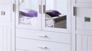 Schlafzimmer Kommode F Hemden Set Malmö Kiefer Weiß Lava 4 Trg Schrank 4 Teilig