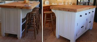 freestanding kitchen island unit handmade solid wood island units freestanding kitchen