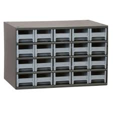 Home Depot Kitchen Cabinets Hardware by Akro Mils 20 Drawer Small Parts Steel Cabinet 19320 The Home Depot