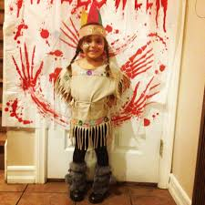 Thanksgiving Costumes Child Pilgrim Indian Diy Indian Costume Diy Indian Costume Halloween