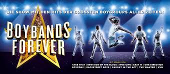 B Om El M Chen Boybands Forever Deutsches Theater München