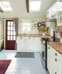 Best Ikea Kitchen Images On Pinterest Ikea Kitchen Kitchen - White kitchen cabinets with butcher block countertops