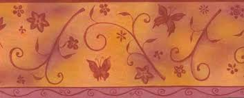 wallpapers of glitter butterflies orange butterfly glitter wallpaper border wallpaper border