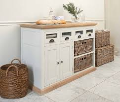 free standing kitchen drawer unit voluptuo us 8 drawer storage unit with zinc top garden trading company the free standing kitchen