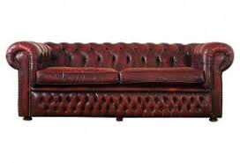 Distressed Leather Chesterfield Sofa Leather Chesterfield Sofas Foter
