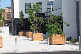 grenadier planter street design products