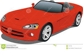 Dodge Viper Red - red dodge viper sports car stock images image 18810324