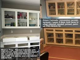 Professionally Painting Kitchen Cabinets We Hired A Professional To Paint Our Kitchen Cabinets What