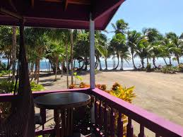 beachfront bungalows belize real estate search
