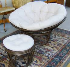 attractive furniture papasan cushion cover replacement chair