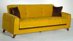 Yellow Sleeper Sofa Tokyo Sofa Bed In Santa Gray By Istikbal Sofa Beds By