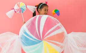 candy costumes hello wonderful diy no sew felt candy costume for kids