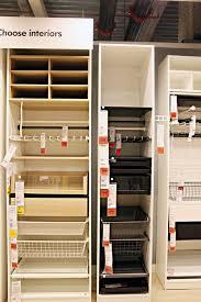 Kitchen Cabinet Inserts Storage Iheart Organizing Ikea Eye Storage Solutions Kitchen Cabinet