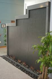 Wall Blueprints by Standing Indoor Waterfall Pump Outdoor Pond Waterfalls Wall Water