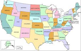 virginia on a map of the usa washington state location on the us map where is washington dc