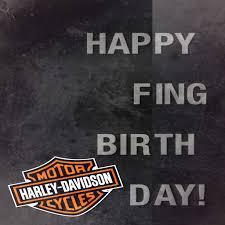 new harley davidson happy f ing birthday card ebay greetingsday co