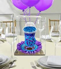 centerpieces for quinceanera items similar to quinceanera sweet 16 wedding centerpiece