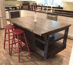 Rustic Kitchen Island Ideas Country Rustic Kitchen Island Furniture Designs