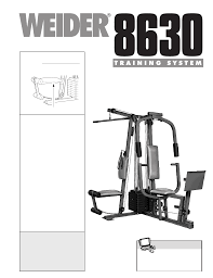 weider home gym wesy86303 user guide manualsonline com