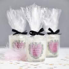 party favours hen party favour personalised candle by hearth heritage