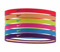 sport headbands nike swoosh sport headbands 6 stück yellow green buy