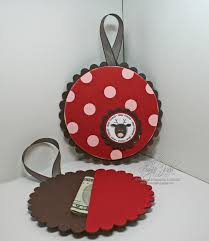 ornament gift card holder chic n scratch