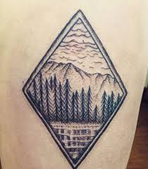 photos of mystical pine tree tattoos 09 wall4k com