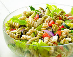 classic pasta salad greek tossed pasta salad women u0027s lifestyle magazine of greater