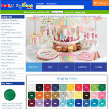 party zones inc party supplies
