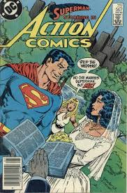superman the wedding album yet another comics covers week hitched