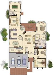 florida beach cottage floor plans