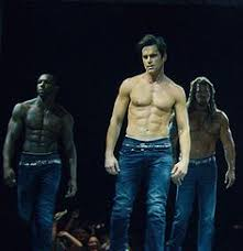 magic mike xxl double toasted matt bomer s shirtless magic mike xxl poster revealed
