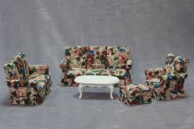 Cheap Mini Sofa 2017 1 12 Dollhouse Mini Sofa Set Furniture For Doll Play House