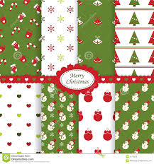 christmas patterns christmas patterns stock photo image of snowman wrapper 31752676