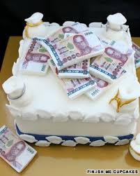 money cake designs birthday cake money