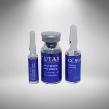 Glutax Inj glutax 5gs micro kevlo skinceuticals