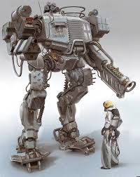 50 exhilarating mech concept designs concept art world