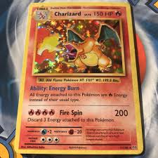 charizard pokemon card ebay