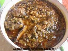 cuisine epinard sauce épinard aux gombos recettes africaines