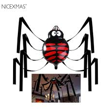 aliexpress com buy nicexmas halloween giant spider party