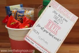 valentine gifts ideas redbox valentines teacher gift idea over the big moon