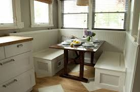 White Bench With Storage Dining Room Storage Awesome Furniture White Banquette Bench With