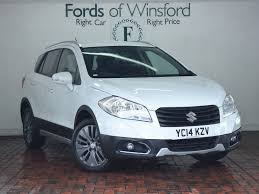 used suzuki sx4 cars for sale in warrington cheshire motors co uk
