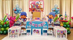 pocoyo party supplies pocoyo table ideas buscar con rodri bday