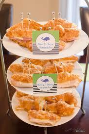 the sea party ideas sadwiches at nautical the sea birthday party via kara s