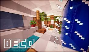 Decoration Maison De Luxe by Minecraft Creer Une Salle De Bain Youtube